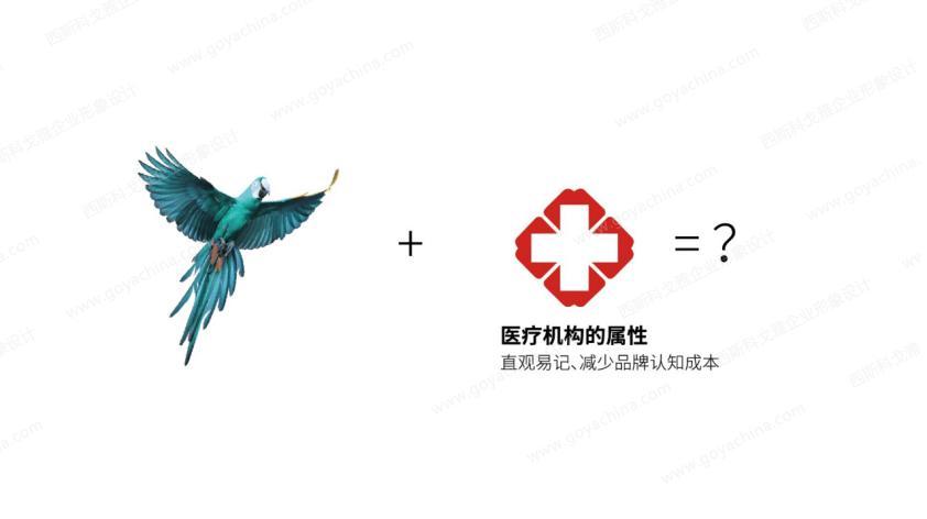 璞求医疗logo设计及企业形象设计欣赏